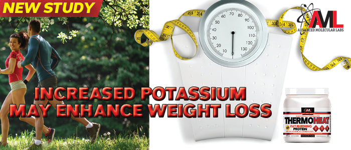 NEW STUDY: Increased Potassium May Enhance Weight Loss