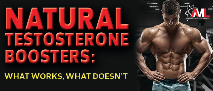 Testosterone boosters and premature ejaculation