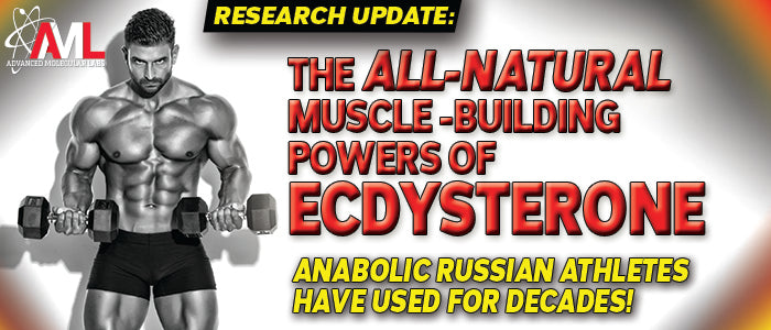 The All-Natural Muscle-Building Powers of Ecdysterone