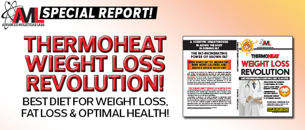 THERMO HEAT WEIGHT LOSS REVOLUTION: BEST DIET FOR WEIGHT LOSS, FAT LOSS & OPTIMAL HEALTH!