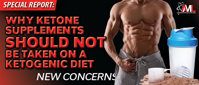 WHY KETONE SUPPLEMENTS SHOULD NOT BE TAKEN ON A KETOGENIC DIET. New Concerns!