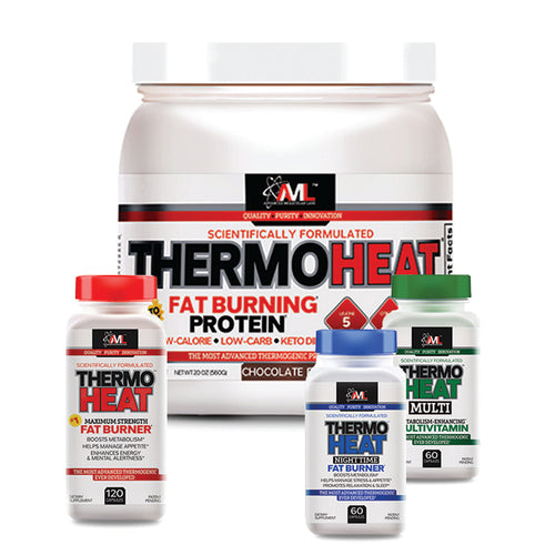 AML THERMO HEAT FAT BURNING STACK