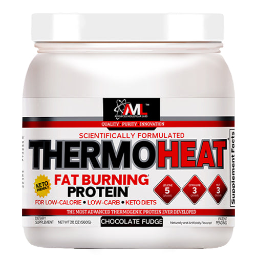 Thermo Heat Fat Burning Protein Chocolate Fudge