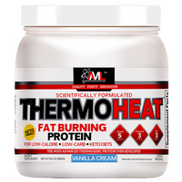 Thermo Heat Fat Burning Protein Vanilla Cream