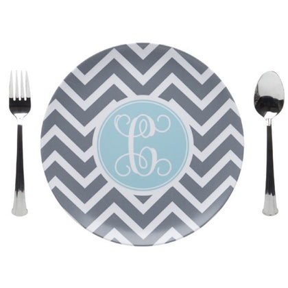 Personalized Plate for Bride and Groom
