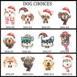 Personalized Dog Breed Ornament