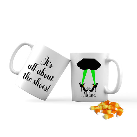 Halloween Personalized Mug