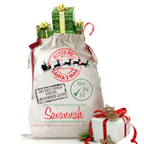 Santa Sack Personalized
