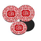 Monogram Christmas Coasters