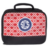 Monogram Lunch Bag