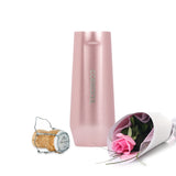 Metallic Rose Corkcicle Champagne