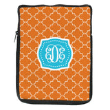 Monogram iPad Sleeve