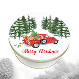 Copy of Christmas Truck Cookie Tin