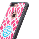 Monogram iPhone 7 Otterbox Case