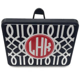 Monogram Trailer Hitch Covers