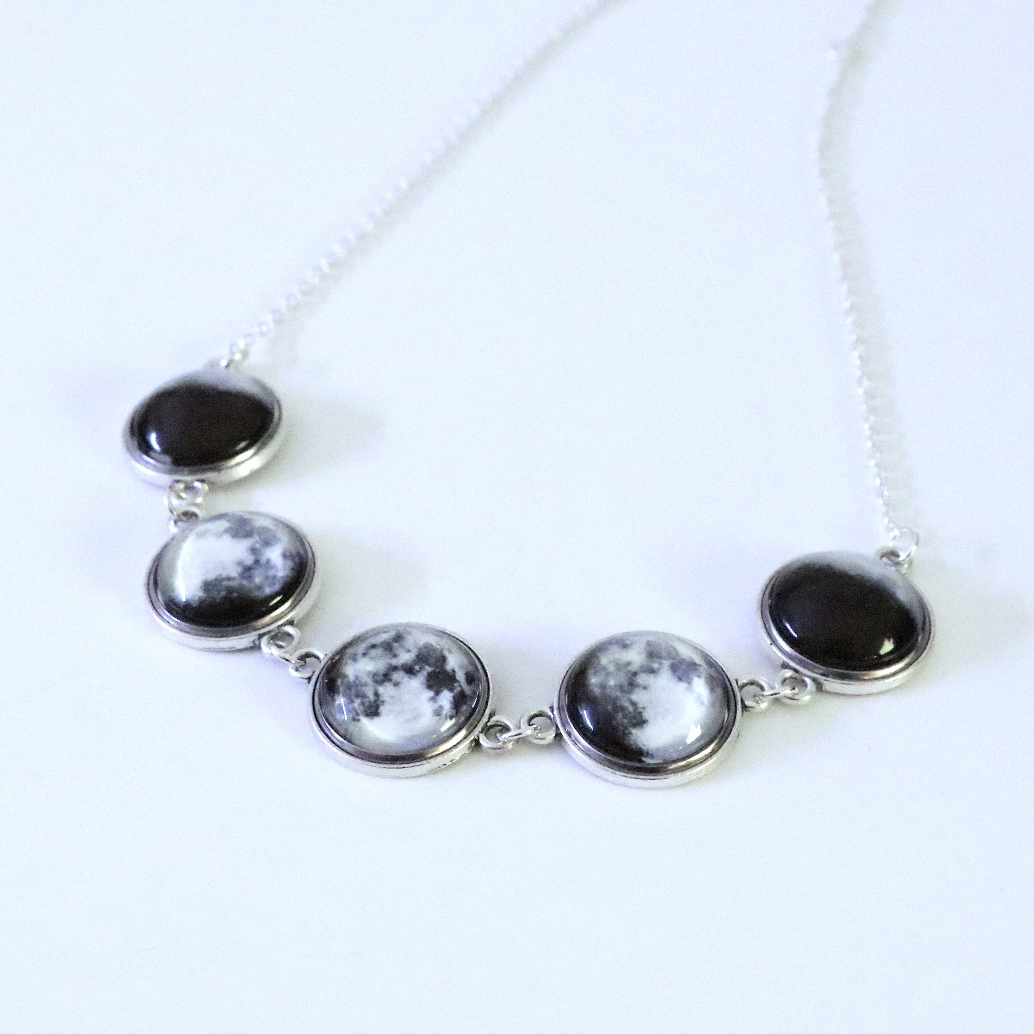 the in pendant dark necklace glow diy black