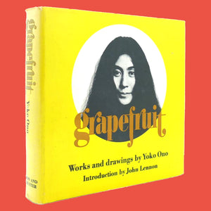 Grapefruit A Book of Instruction and Drawings by Yoko Ono