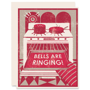 Pack of 6 Bells are Ringing