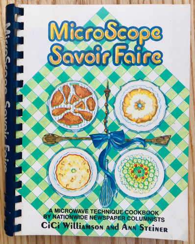 MicroScope Savoir Faire by CiCi Williamson  Ann Steiner