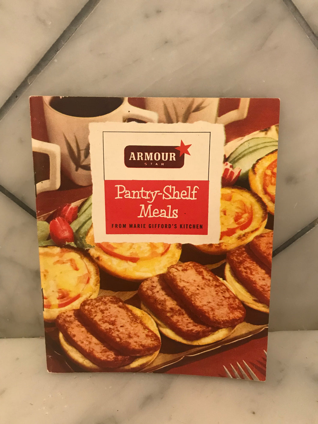 Armour Star Pantry-Shelf Meals From Marie Gifford's Kitchen