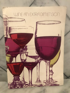 Wine An Extra Dimension