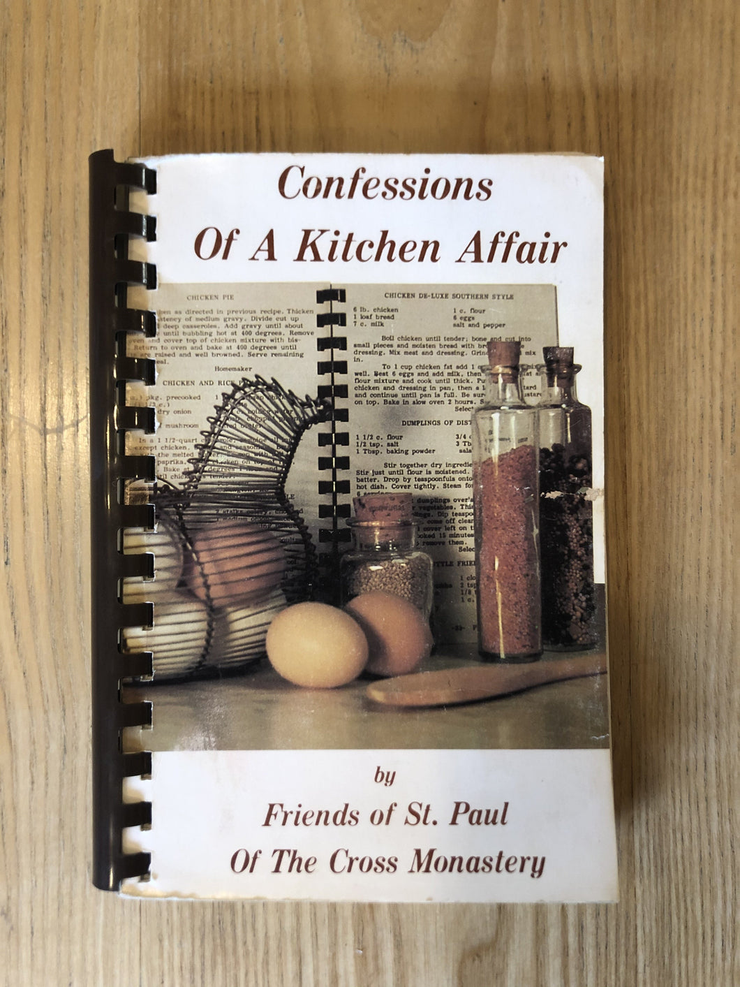 Confessions of a Kitchen Affair