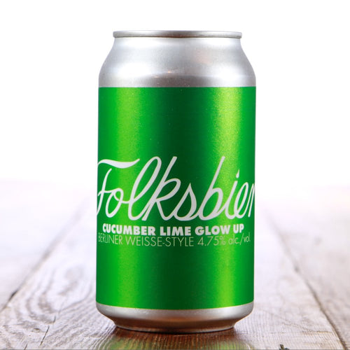 Glow Up Cucumber Lime / Folksbier