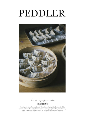 Peddler Issue No. 5 Dumpling