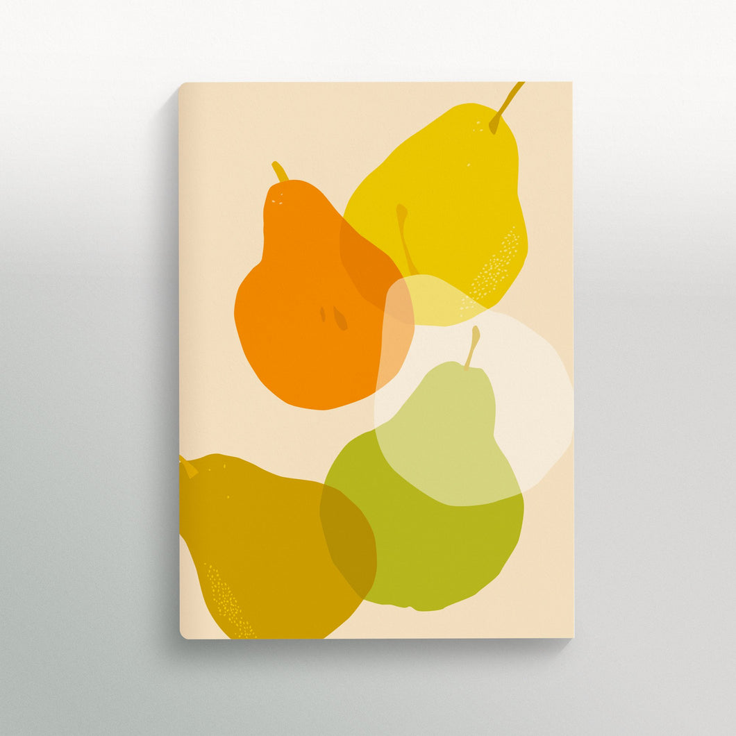 Common Modern Notebook In Season Pears