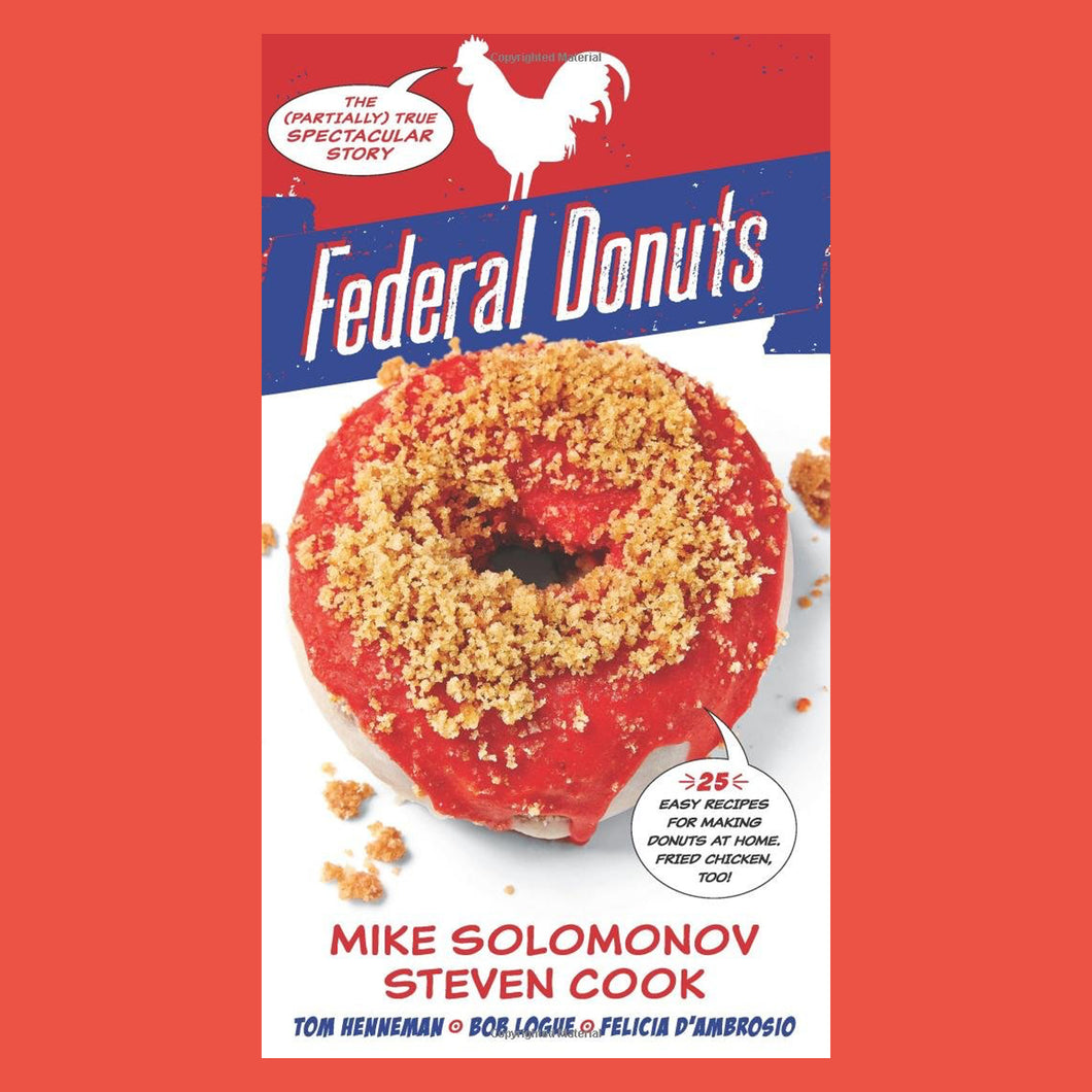 Federal Donuts by Mike Solomonov