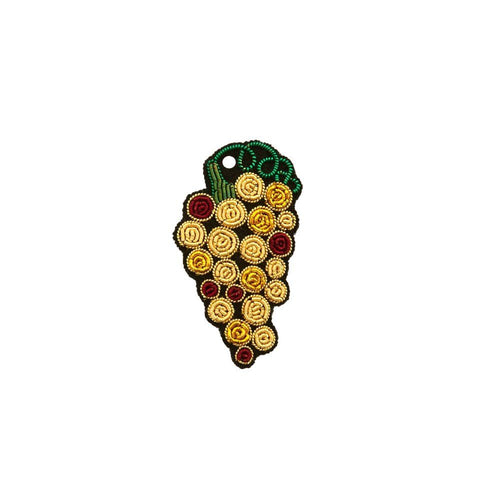 Bunch of Grapes Pin by Macon & Lesquoy