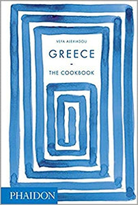 Greece The Cookbook by Vefa Alexiadou