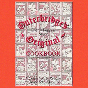 Outerbridge's Original Cookbook Sherry Peppers Sauce by Alexis Outerbridge