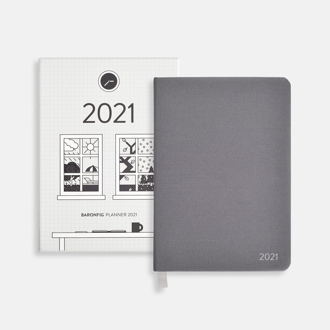 Baron Fig 2021 Planner