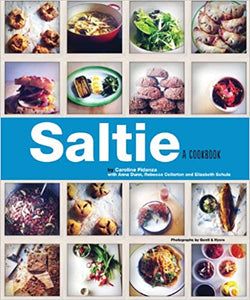 Saltie A Cookbook by Caroline Fidanza  Used