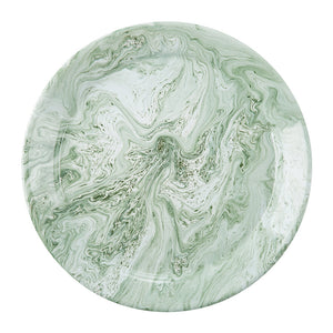Soft Ice Dinner Plate - Green