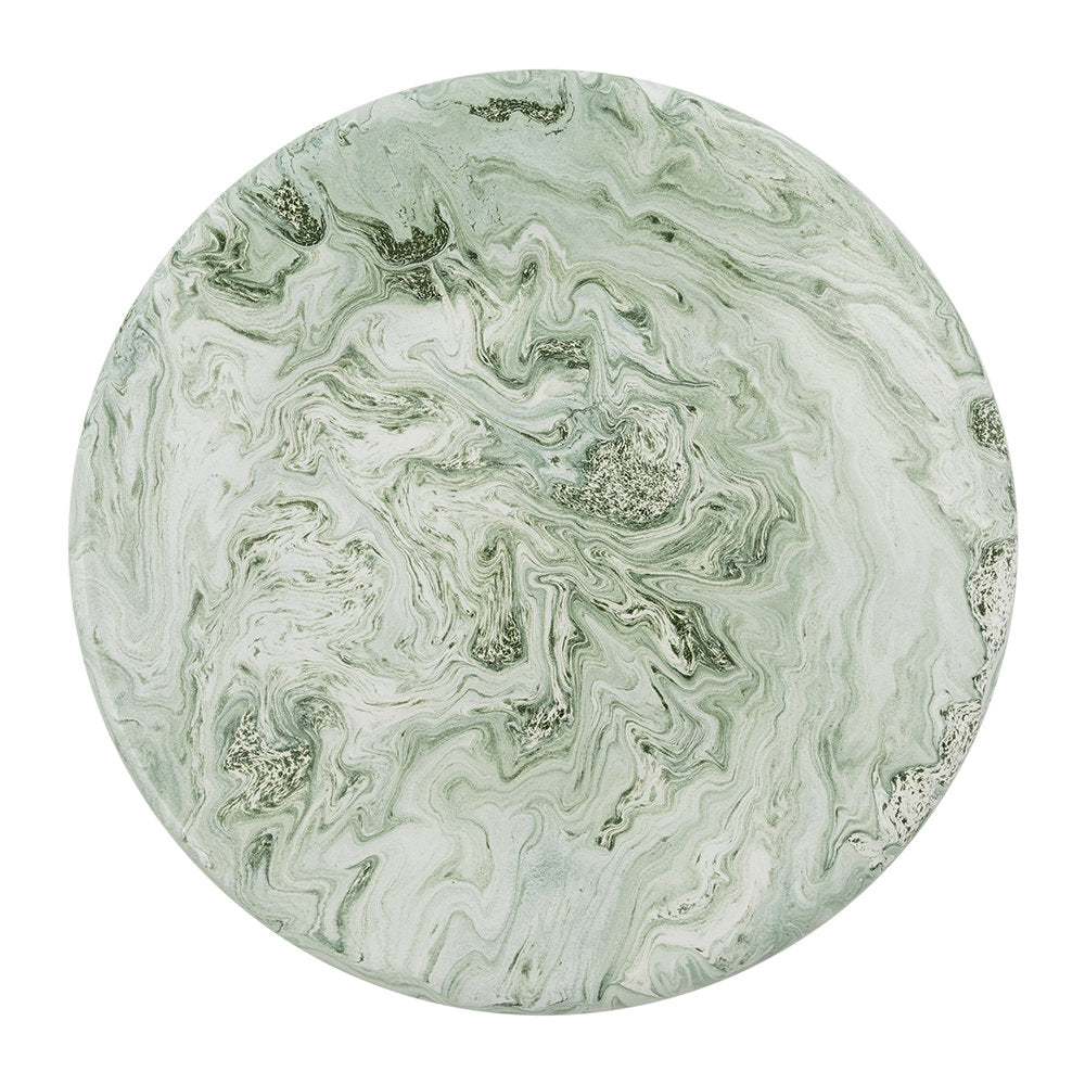 Soft Ice Lunch Plate - Green