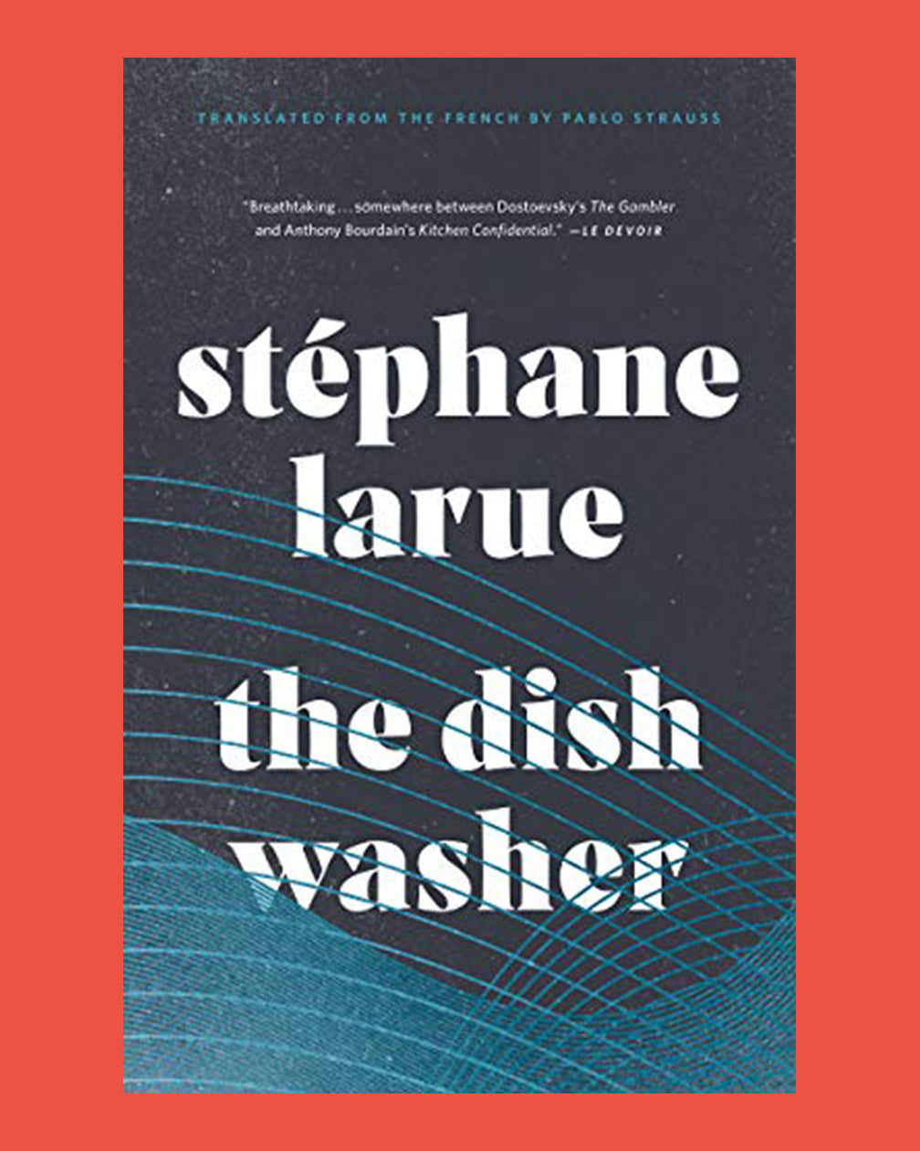 The Dishwasher by Stephane Larue