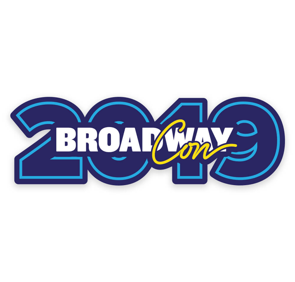 BroadwayCon 2019 Enamel Pin