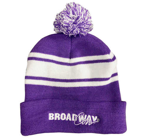 BroadwayCon Knit Hat
