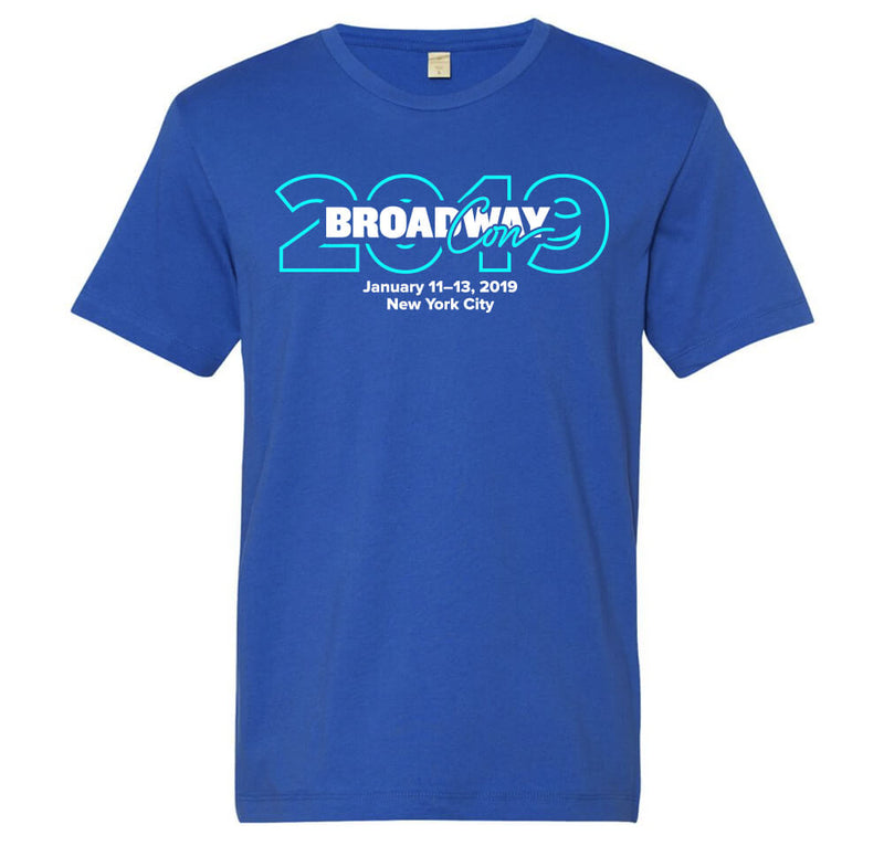 BroadwayCon 2019 T-shirt