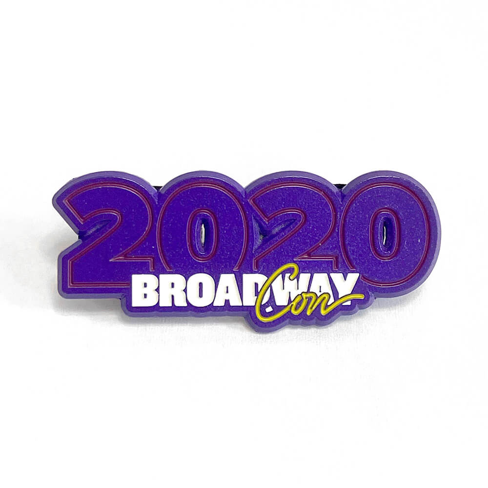 BroadwayCon 2020 Enamel Pin