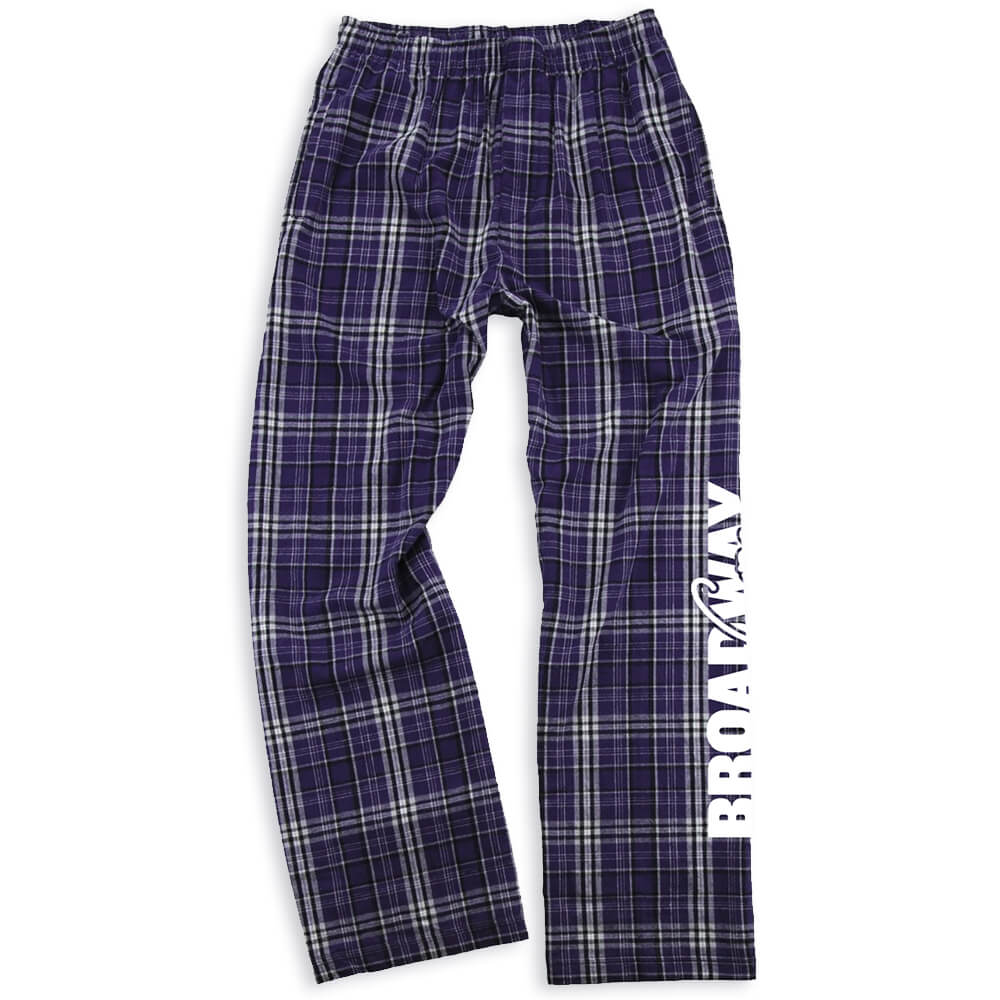 BroadwayCon Flannel Pants