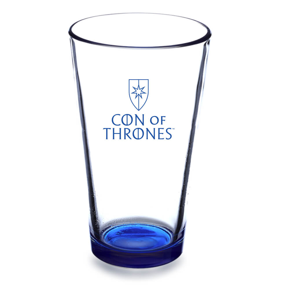 Con of Thrones Pub Glass