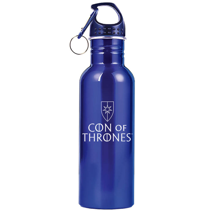 Con of Thrones Water Bottle
