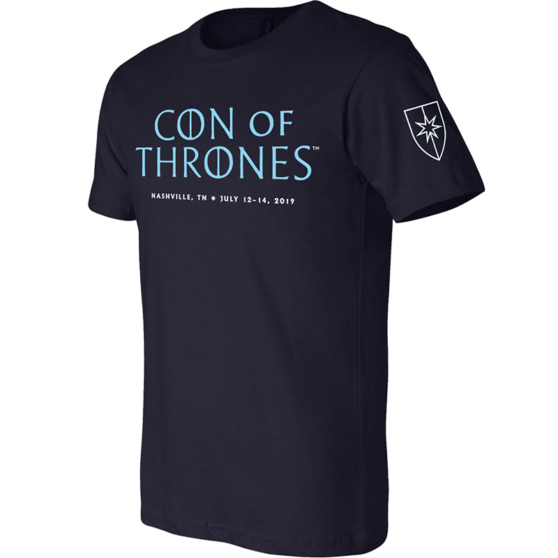 Con of Thrones 2019 Dated Event Shirt