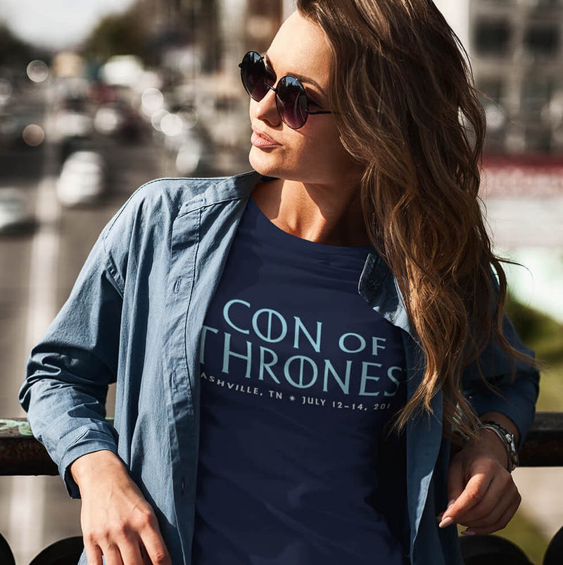 Con of Thrones 2019 T-shirt