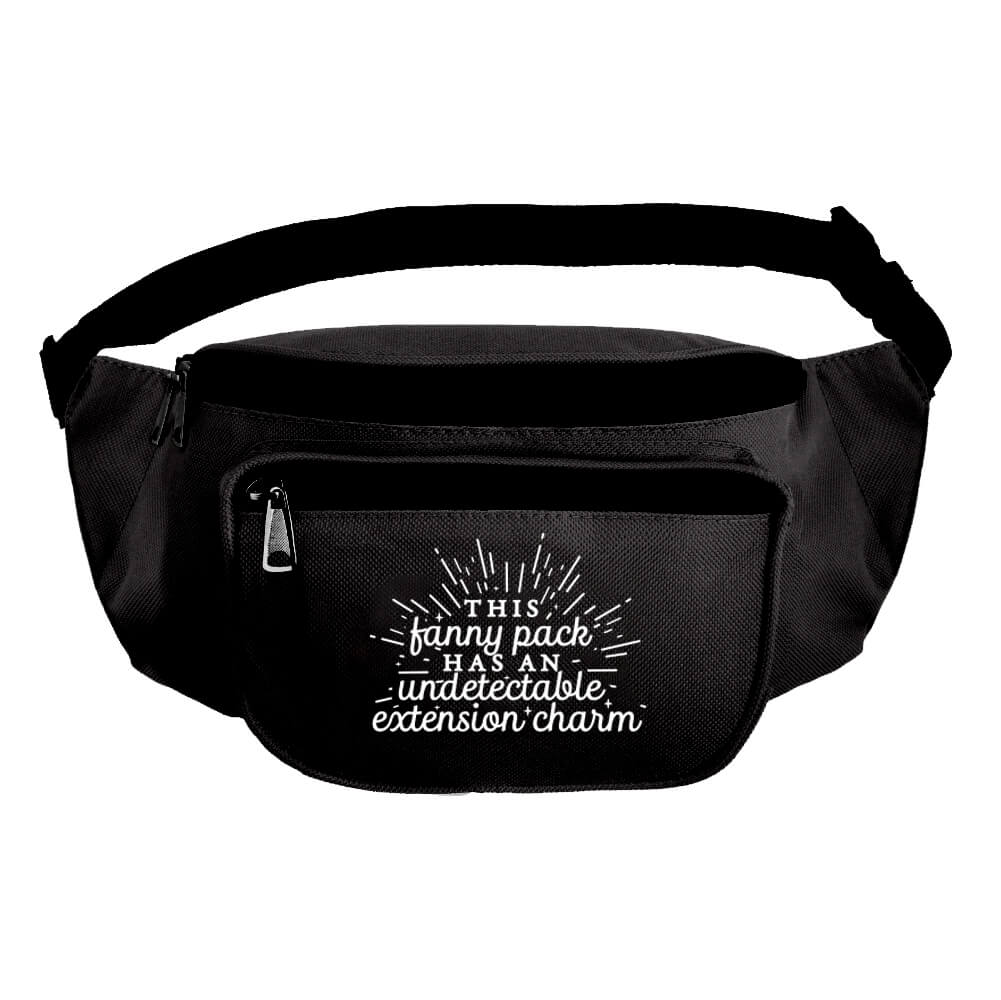 Extension Charm Fanny Pack