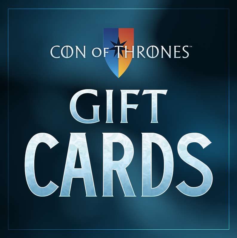 Con of Thrones Event Gift Card