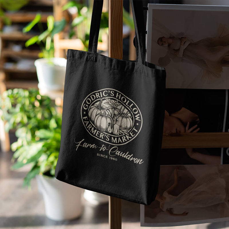 Godric's Hollow Farmer's Market Tote
